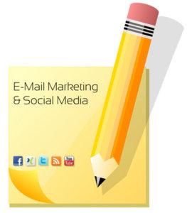 Email-Marketing & Social Media