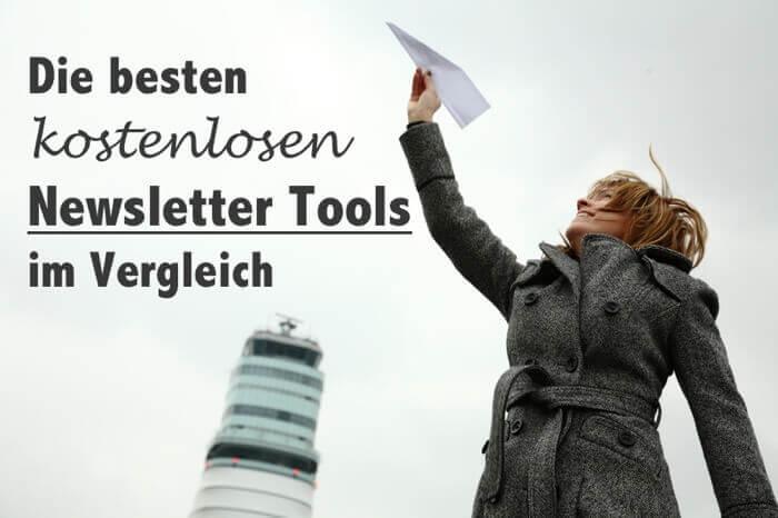 5a16700a31 Kostenlose Newsletter Tools: die 8 besten Anbieter