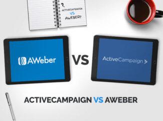 ActiveCampaign vs AWeber