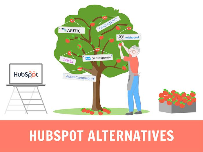 hubspot alternatives