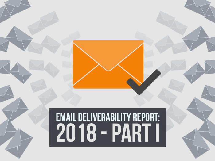 Email deliverability test March 2018