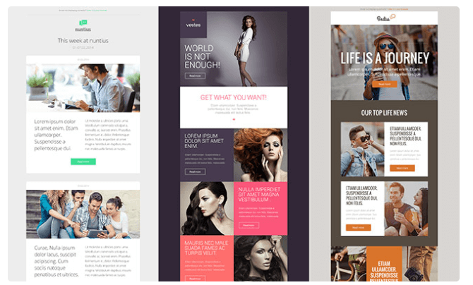 freshmail newsletters