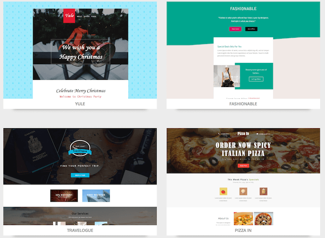 w3layouts email templates