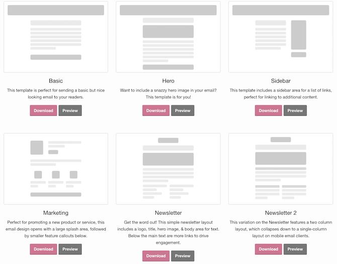 zurbfoundation responsive layouts
