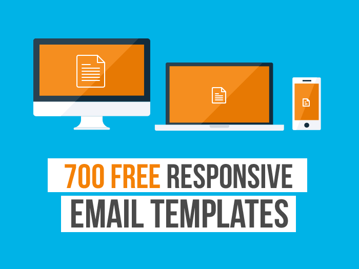700 free newsletter templates that look great on mobile