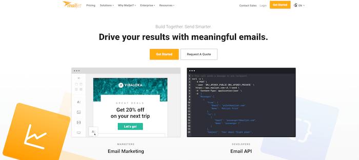 Mailjet vs Mailchimp