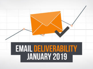 Email deliverability January 2019