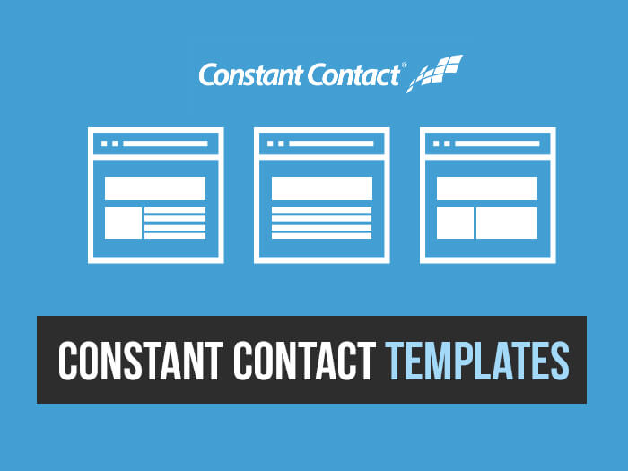 Constant Contact Templates