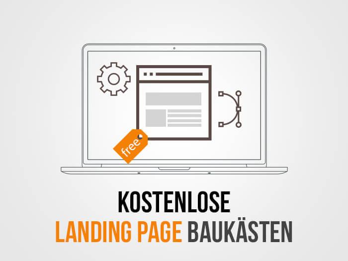 Landing Page Erstellen Die Besten 10 Kostenlosen Anbieter