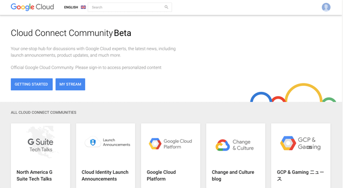 g suite cloud connect comunity