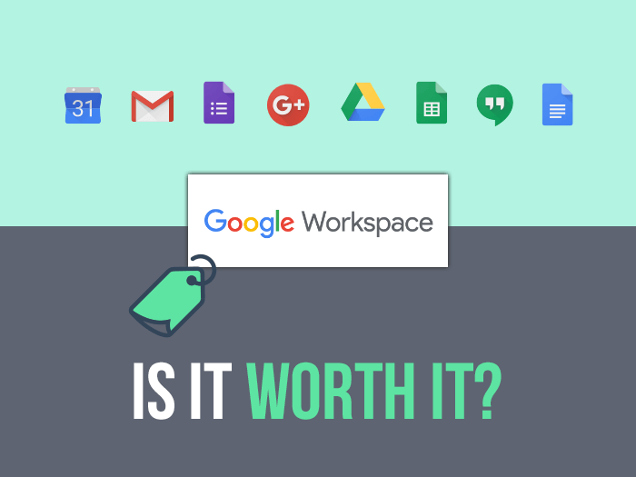 google workplace pricing