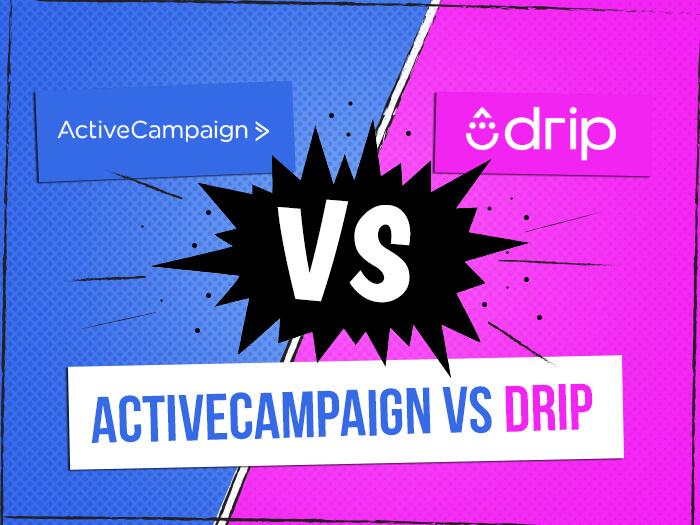 ActiveCampaign vs Drip