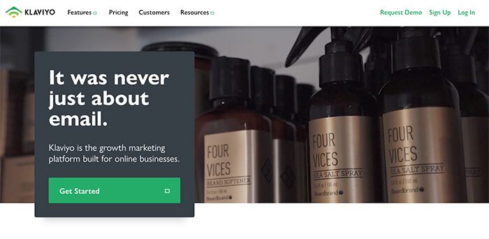 Best Email Marketing For Shopify: Klaviyo
