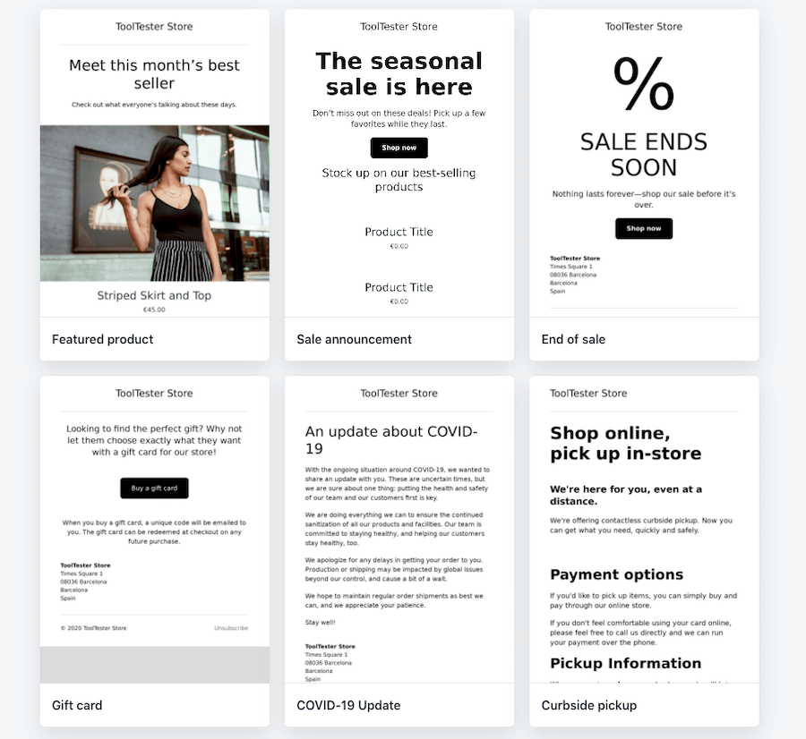Best Email Marketing For Shopify Top 10 Tools Ranked