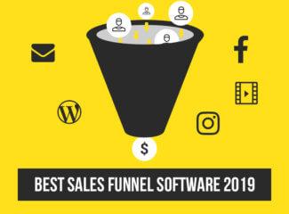 Best sales funnel software 2019