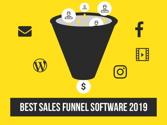 Top Guidelines Of Best Sales Funnel Software