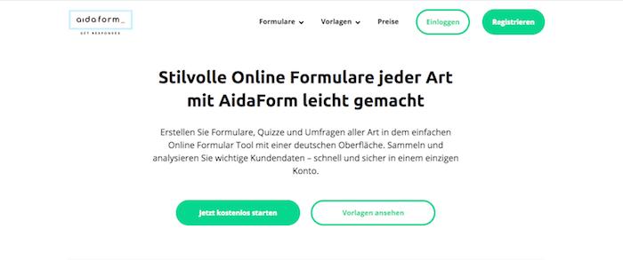 aidaform