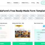 AidaForm templates