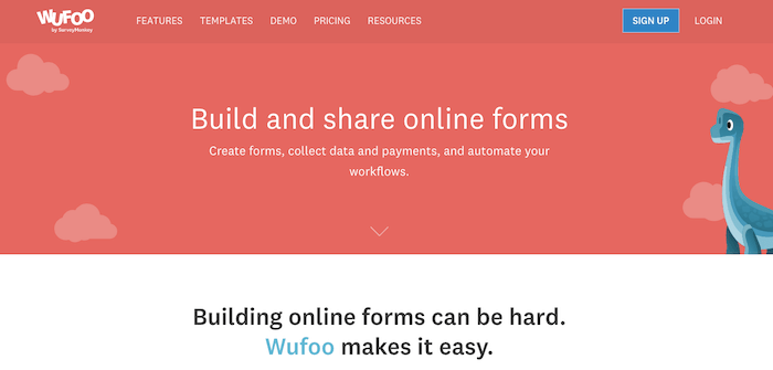 best online form builder wufoo 1