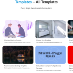 PaperForm Templates