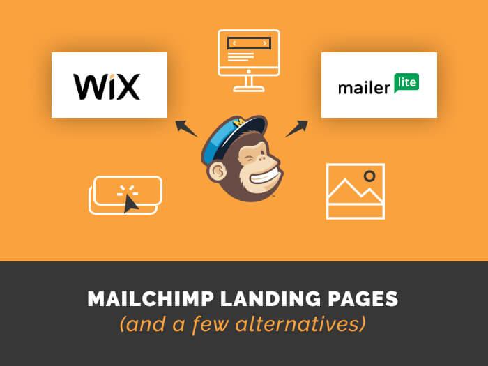 Mailchimp Landing Pages
