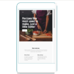 mailchimp template - mobile