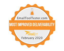 deliverability badge