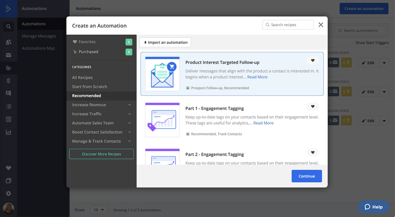 How To Connect Active Campaign Automation To Instapage