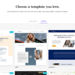 leadpages website templates