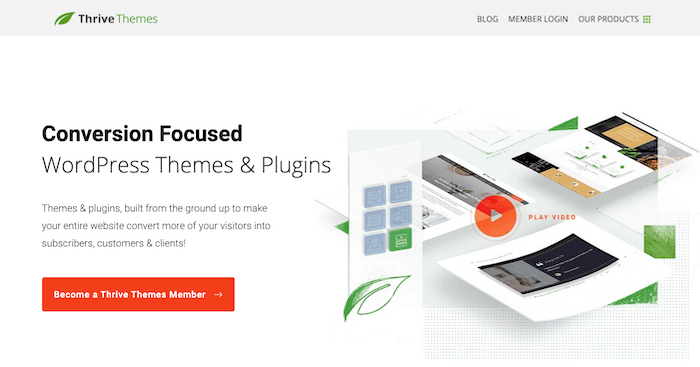 thrive themes profile