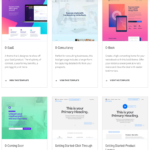 unbounce landing page templates