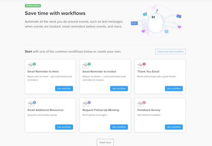 calendly automations