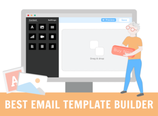 email template builders