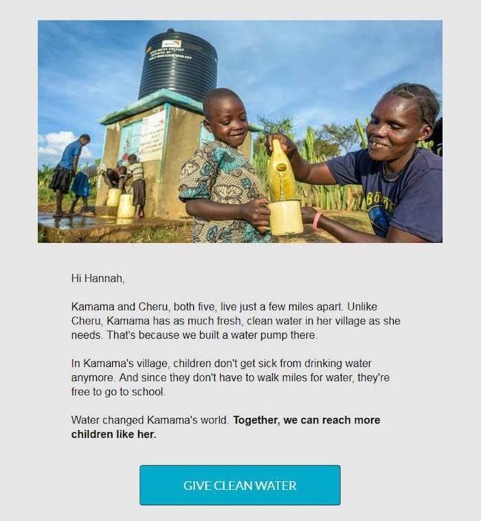 ngo newsletter examples