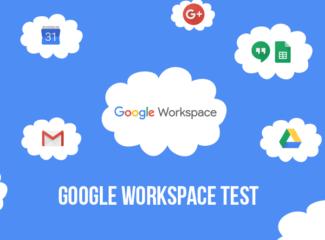 google workspace testbericht banner