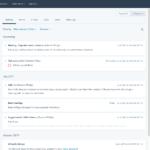 hubspot contact profile
