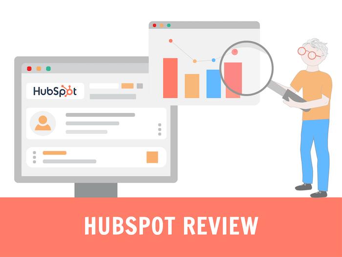hubspot crm review