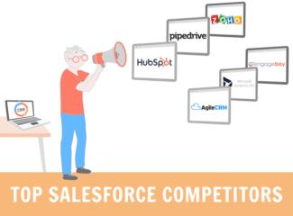 salesforce competitors