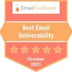 best email deliverability badge